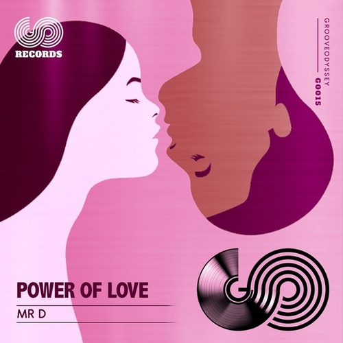 Power of Love de Mr D