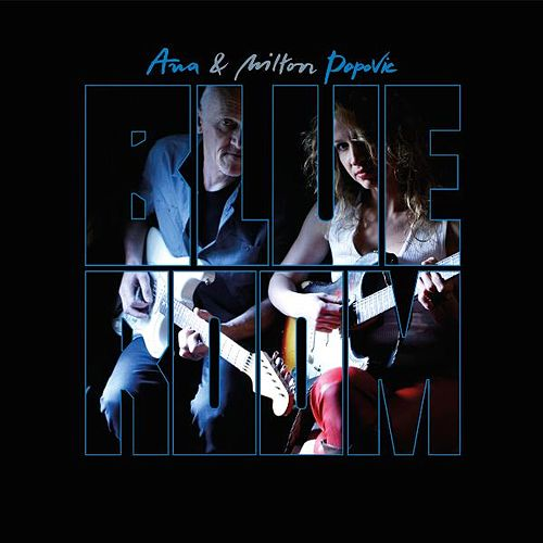 Blue Room de Ana Popovic