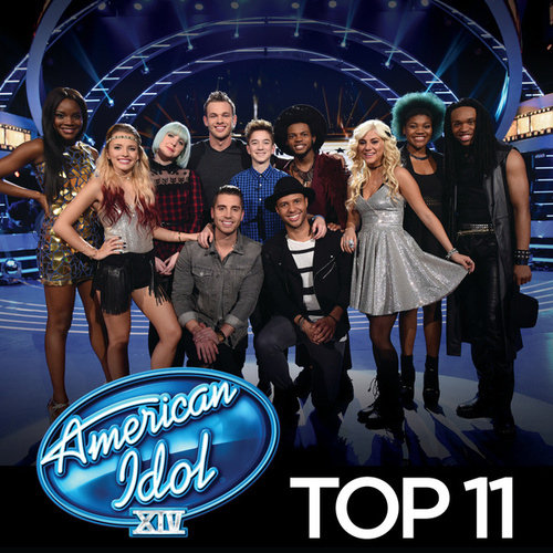 American Idol Top 11 Season 14 by American Idol