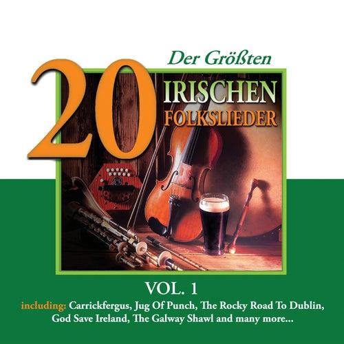 20 der Größten Irischen Folklieder, Vol. 1 by Various Artists