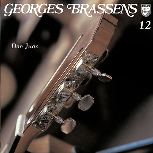 Don Juan - Volume 12 de Georges Brassens