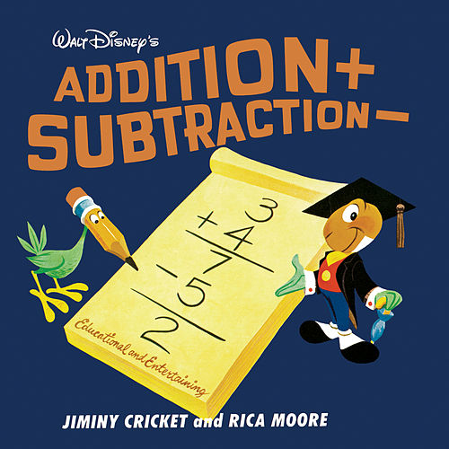 Addition and Subtraction by Cliff Edwards