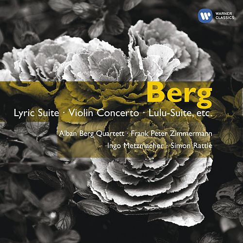 Berg: 7 Early Songs; Piano Sonata; Opera Extracts etc de Various Artists