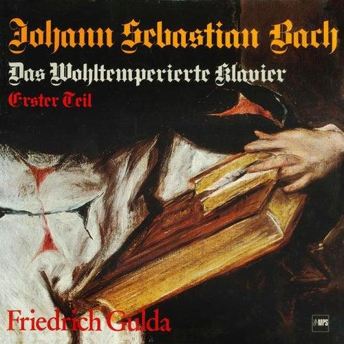 Das Wohltemperierte Klavier, Pt. 1 by Friedrich Gulda