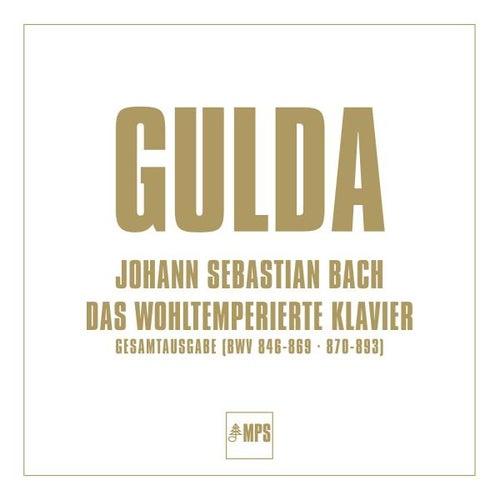 Das Wohltemperierte Klavier by Friedrich Gulda
