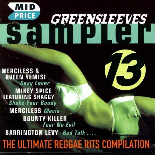 Greensleeves Sampler, Vol. 13 by Various Artists