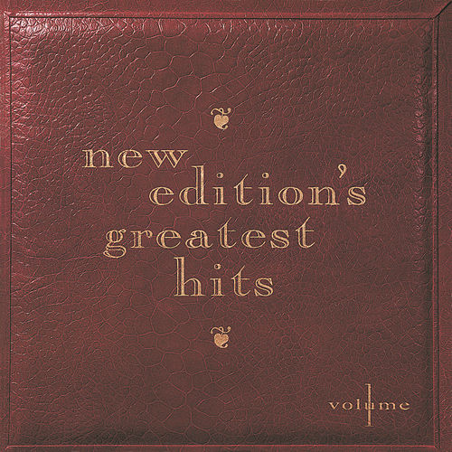 Greatest Hits-Volume One de New Edition