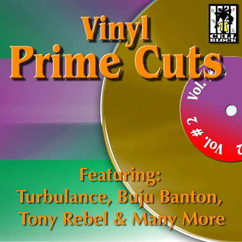 Cell Block Vinyl Prime Cuts Vol.Ii by Various Artists