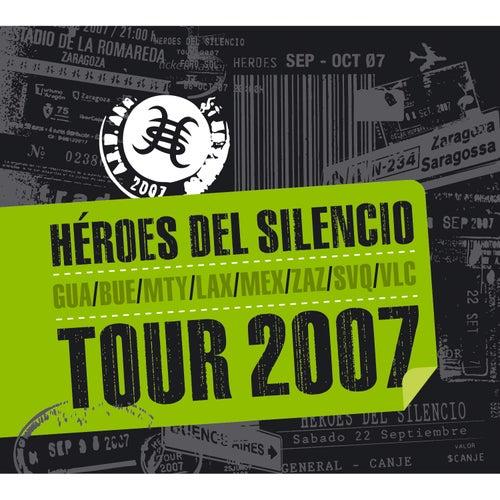 Tour 2007 de Heroes del Silencio