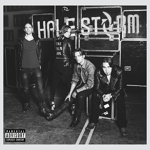 Into The Wild Life von Halestorm