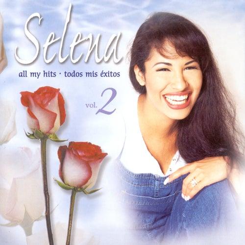 All My Hits - Todos Mis Exitos Vol. 2 de Selena