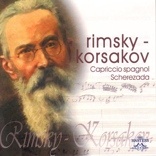 Capriccio spagnol - Scherezada de Rimsky-Korsakov