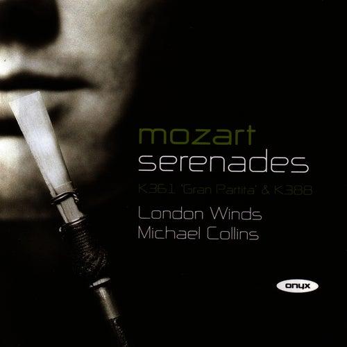 Mozart Serenades K361 'Gran Partita' & K388 von Wolfgang Amadeus Mozart