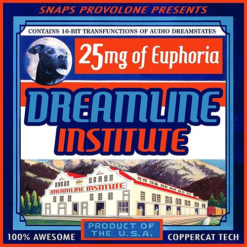 25mg of Euphoria by Dreamline Institute