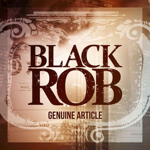 Genuine Article de Black Rob