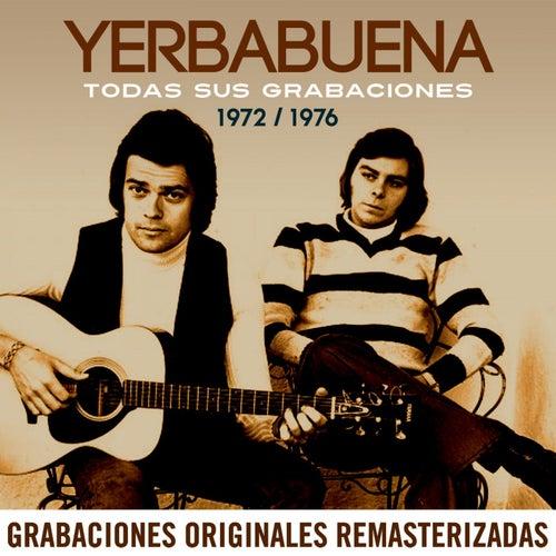 Todas sus grabaciones (1972-1976) (Remastered 2015) von Yerba Buena