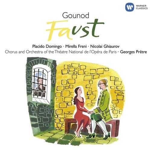 Gounod: Faust de Georges Prêtre