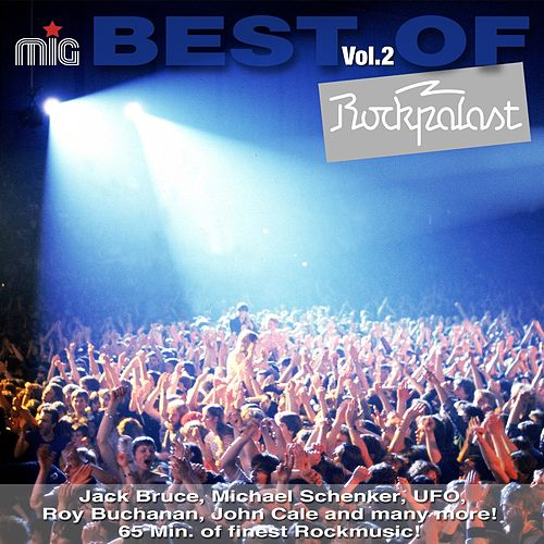 Best of Rockpalast, Vol. 2 de Various Artists