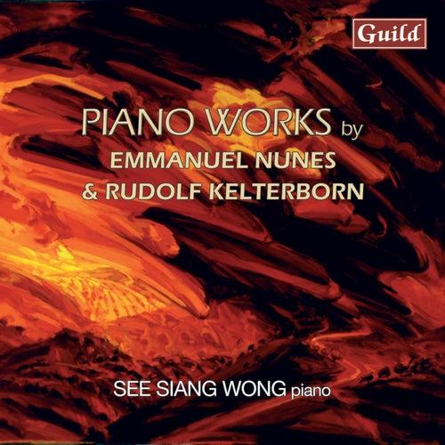 Nunes: Litanies Du Feu Et De La Mer & Kelterborn: Piano Pieces 1-13 de See Siang Wong