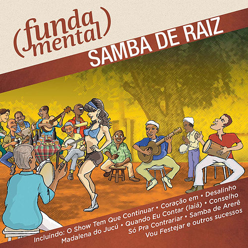 Fundamental - Samba de Raiz de Samba de Raiz