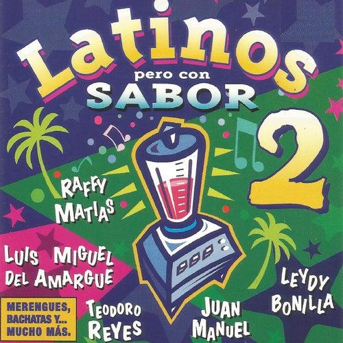 Latinos Pero Con Sabor 2 de Various Artists
