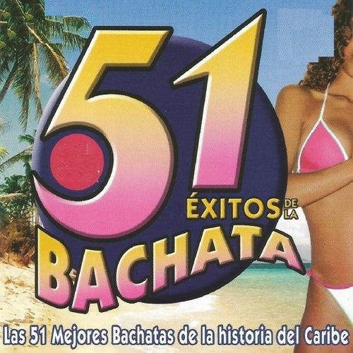 51 Éxitos de la Bachata de Various Artists