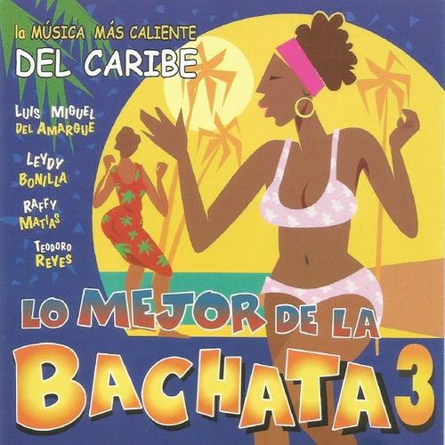 Lo Mejor de la Bachata 3 de Various Artists