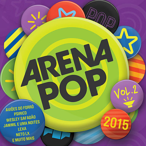 Arena Pop 2015 - Vol. 2 de Various Artists