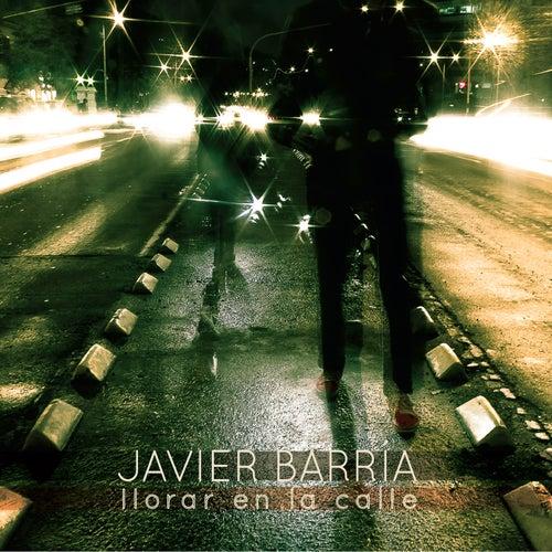 Llorar en la Calle de Javier Barría
