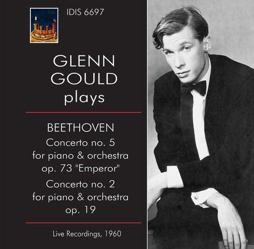 Glenn Gould Plays Beethoven (Live) de Glenn Gould