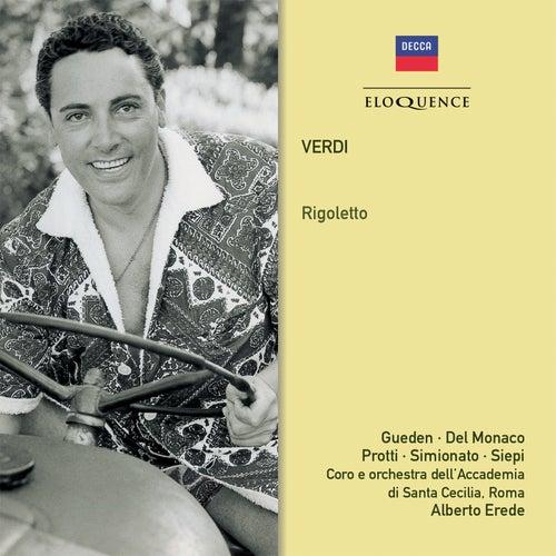 Verdi: Rigoletto de Alberto Erede