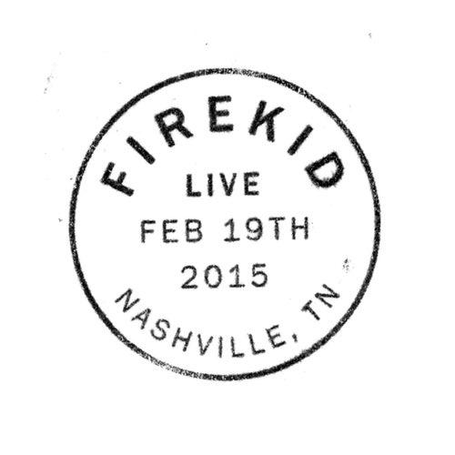 Live 2/19/15 von Firekid