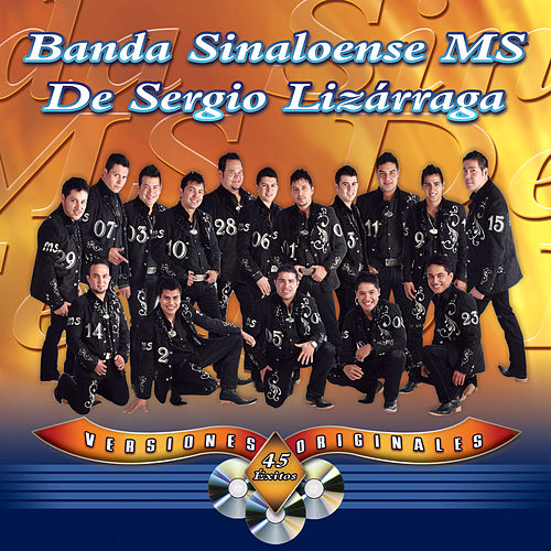 45 Éxitos by Banda Sinaloense
