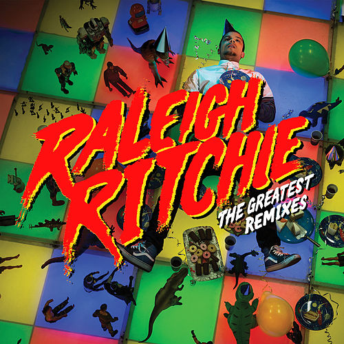 The Greatest (Remixes) de Raleigh Ritchie