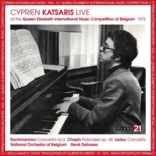 Cyprien Katsaris Live by Cyprien Katsaris