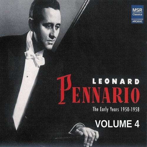 Leonard Pennario: The Early Years 1950-1958, Vol. 4 de Leonard Pennario