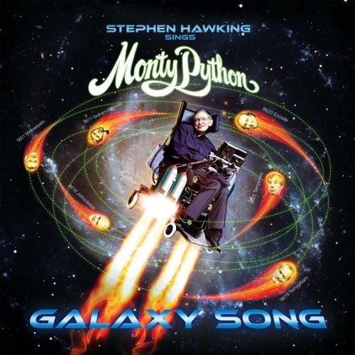 Stephen Hawking Sings Monty Python… Galaxy Song by Monty Python