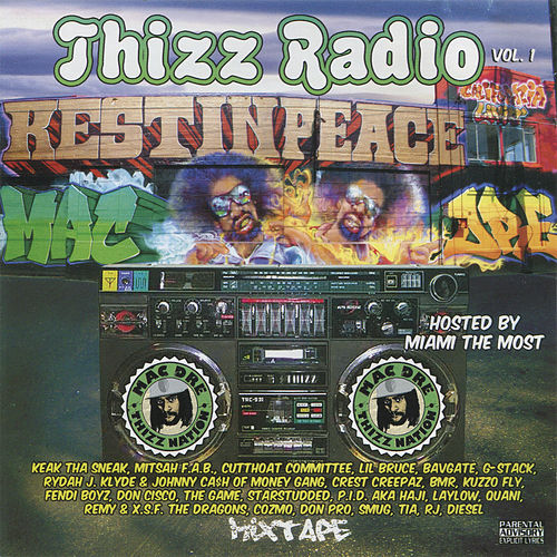 Thizz Radio, Vol. 1 by Various Artists