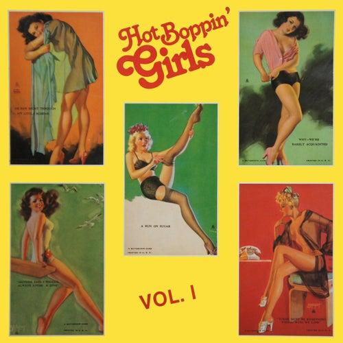 Hot Boppin Girls Vol. 1 de Various Artists
