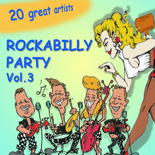Rockabilly Party, Vol. 3 by Various Artists