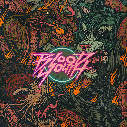 Inside My Head by Blood Youth