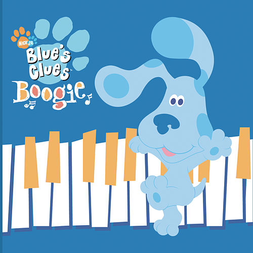 Blue's Clues Boogie! by Blue's Clues
