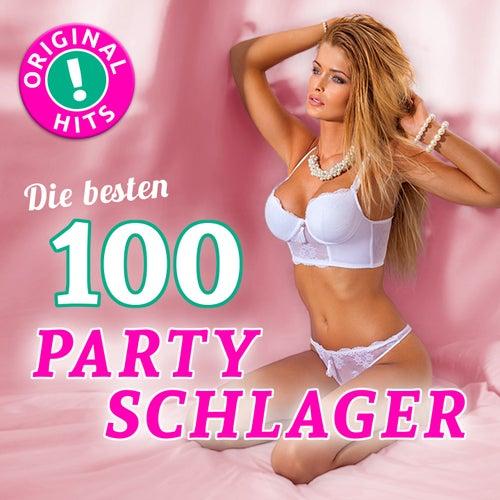 Die 100 besten Partyschlager (Original Schlager Hits - Top Sound Quality!) de Various Artists