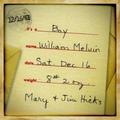 12/16/61 von Bill Hicks