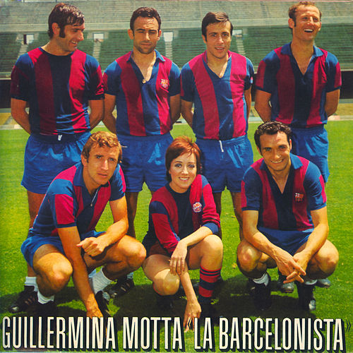 La Barcelonista by Guillermina Motta