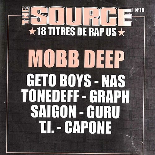 The Source Magazine (Fr) Mixtapes, Vol. 7 de Various Artists