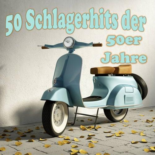 50 Schlagerhits der 50er Jahre de Various Artists