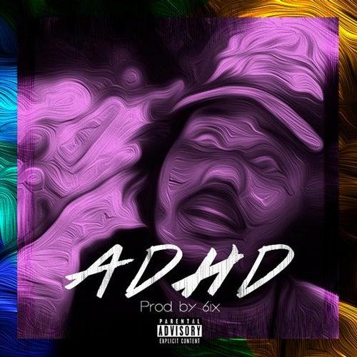 Adhd by Michael Christmas