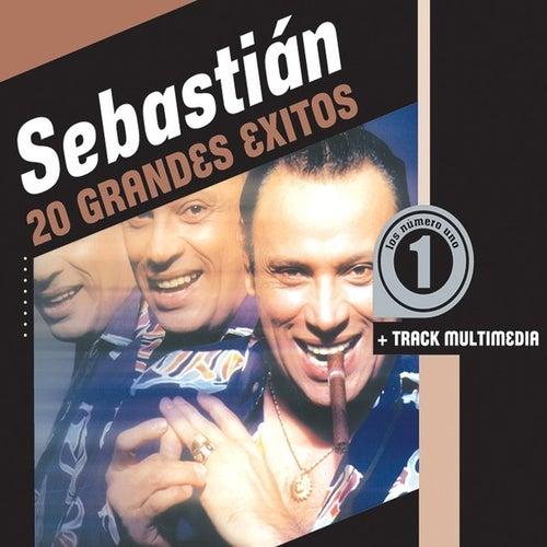 20 Grandes Exitos de Sebastián