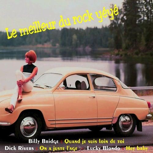 Le meilleur du rock yeye by Various Artists